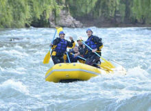 hacer rafting